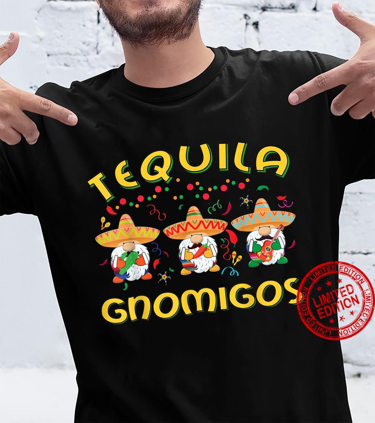 Cinco De Mayo – Tequila Gnomigos Vintage Shirt