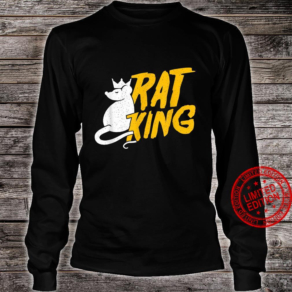 The Rat King Nutcracker Ballet Dance Animal Mouse Shirt long sleeved