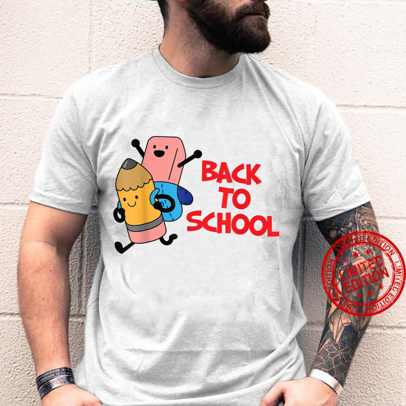 Welcome Back To School First Day of School Teachers Students Shirt