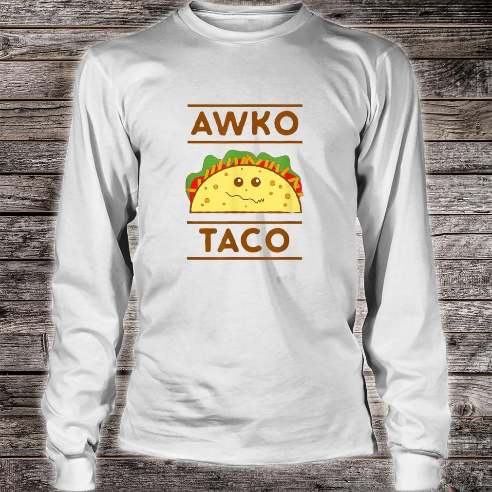 Awko Taco Shirt long sleeved