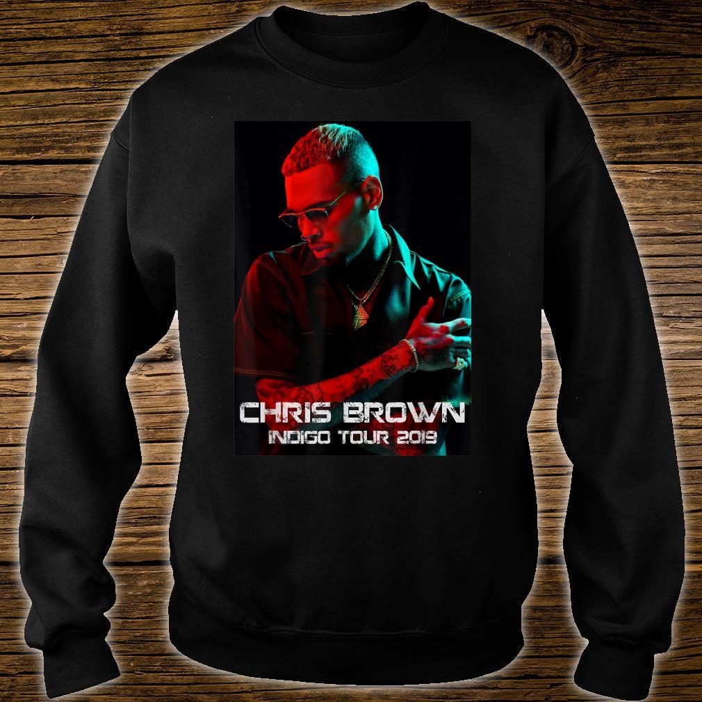 Chris Brown indigo tour 2019 Shirt sweater