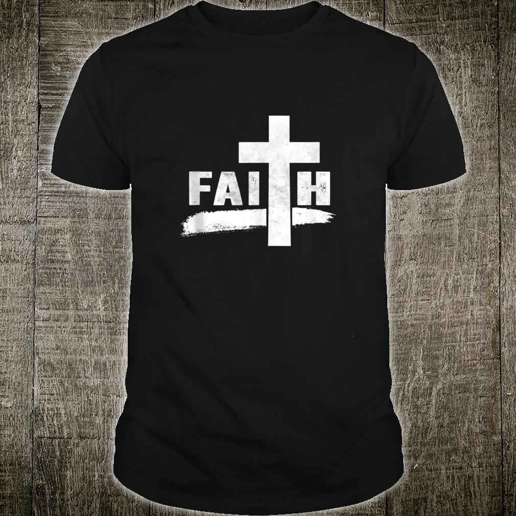 Christian Faith Cross Religious Believers Christianity Shirt