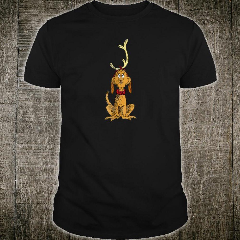 Dr. Seuss Reindeer Max Shirt