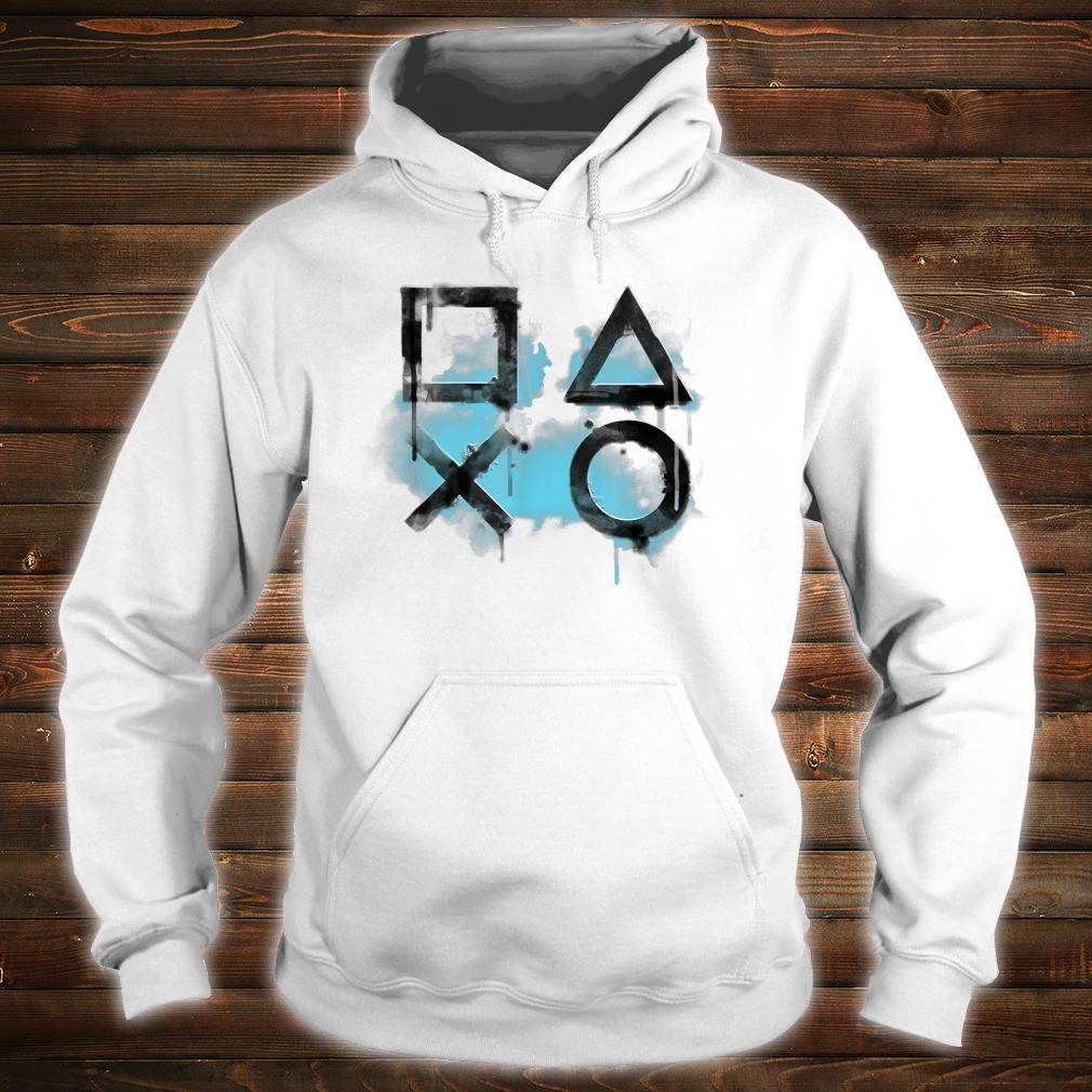 Playstation Playstation Ink Wash 4 Shirt hoodie