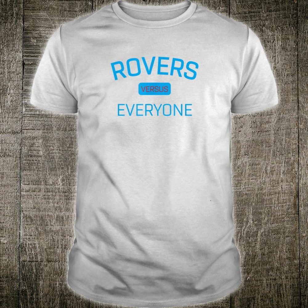 Retro Blackburn Soccer Jersey Rovers Fan Top Shirt