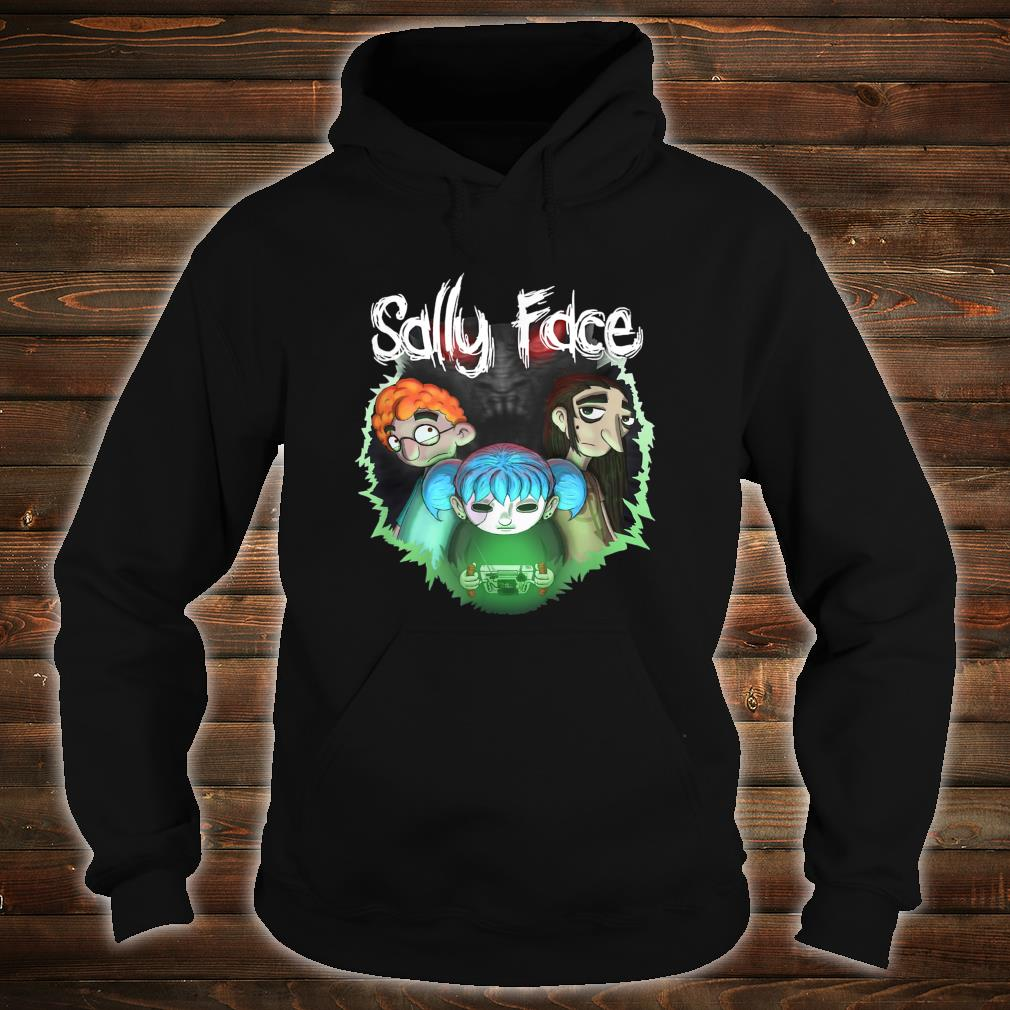 Sally Face The Wretched Shirt hoodie