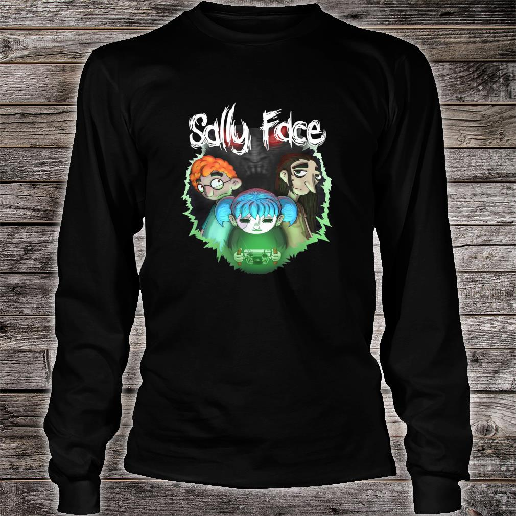 Sally Face The Wretched Shirt long sleeved