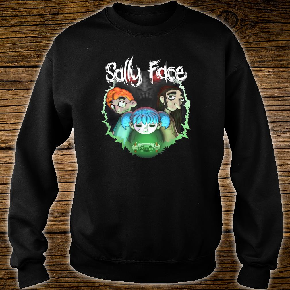 Sally Face The Wretched Shirt sweater