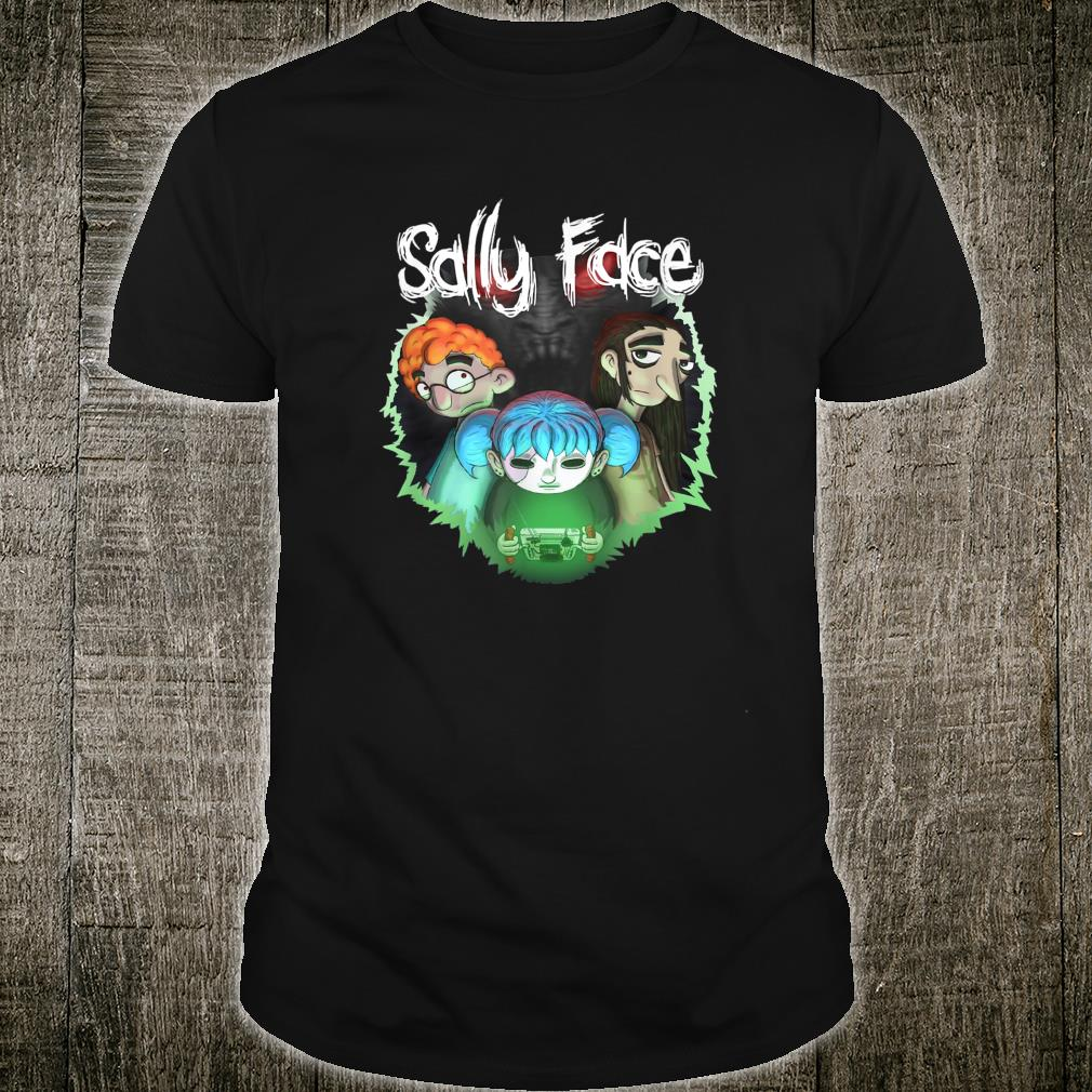 Sally Face The Wretched Shirt