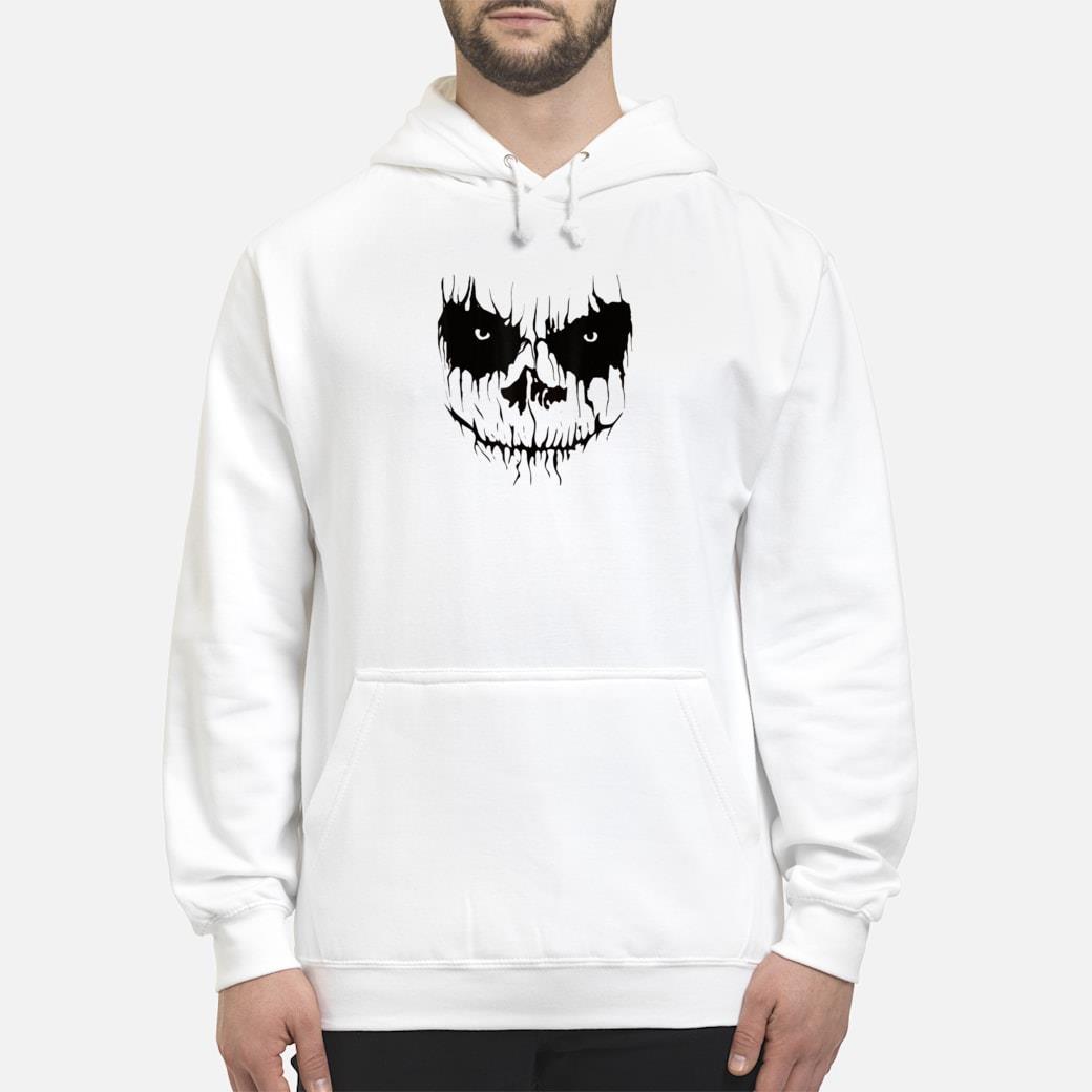 Scarry Halloween Pumpkin Face Shirt hoodie